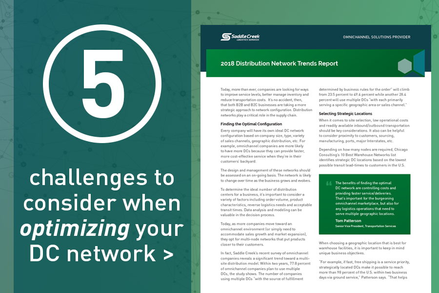 5 Challenges to Consider When Optimizing Your DC Network